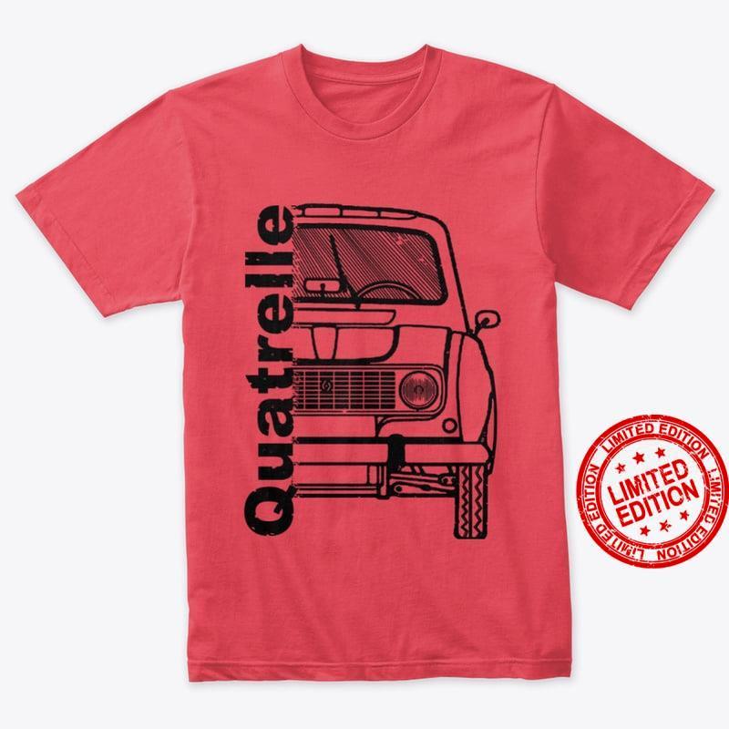 Quatrelle Shirt