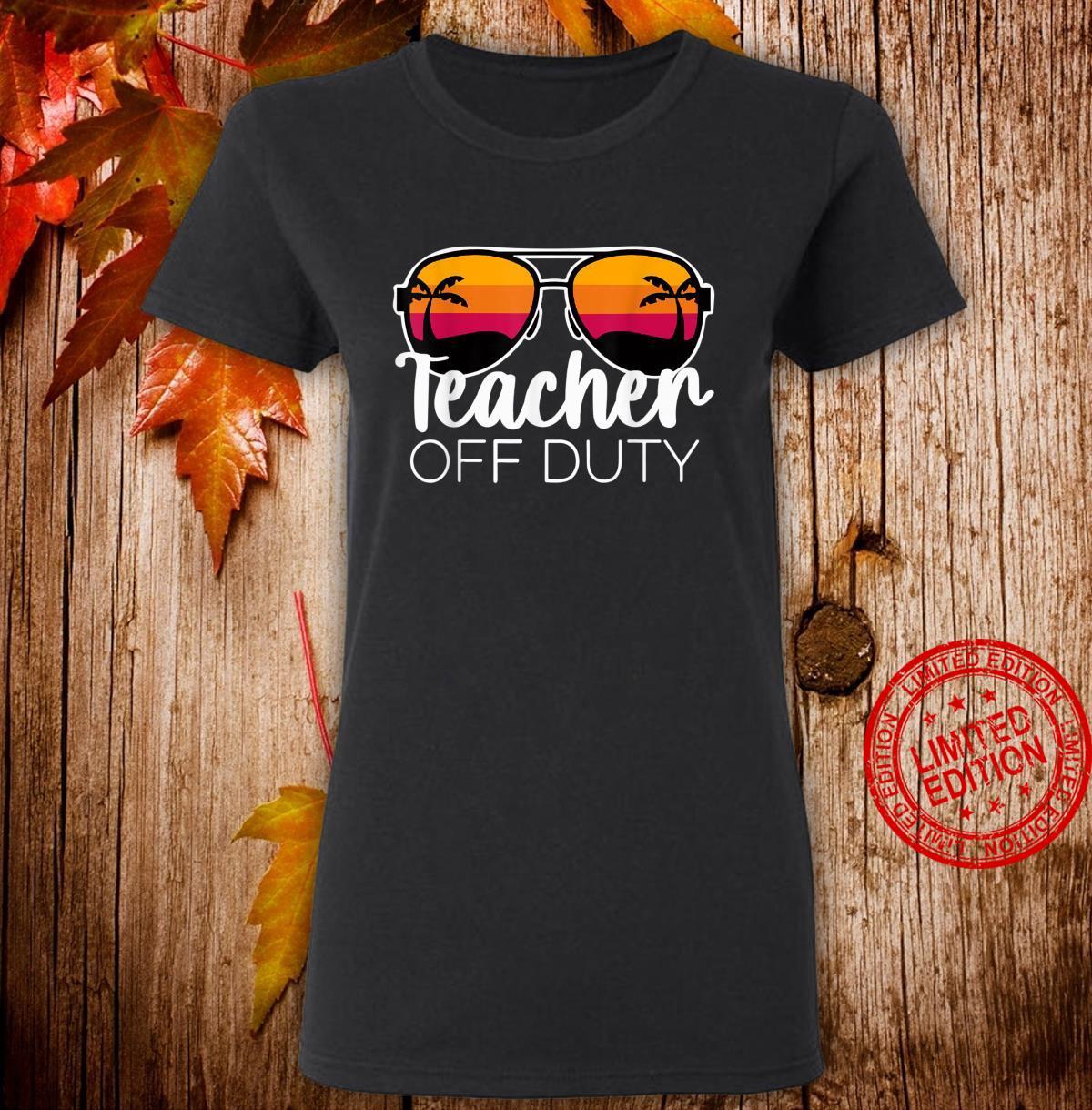 Teacher of Duty For Teacher, Teacher Week Shirt ladies tee