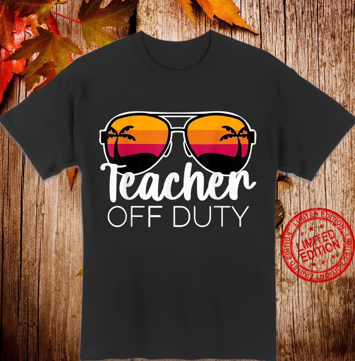 Teacher of Duty For Teacher, Teacher Week Shirt