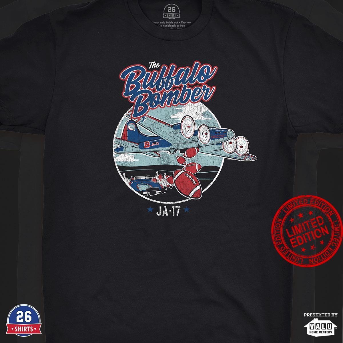 The Buffalo Bomber Ja 17 Shirt