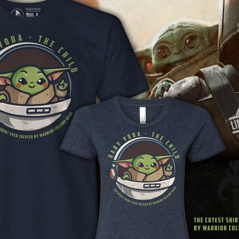 Baby Yoda The Child The Cotest Shirt