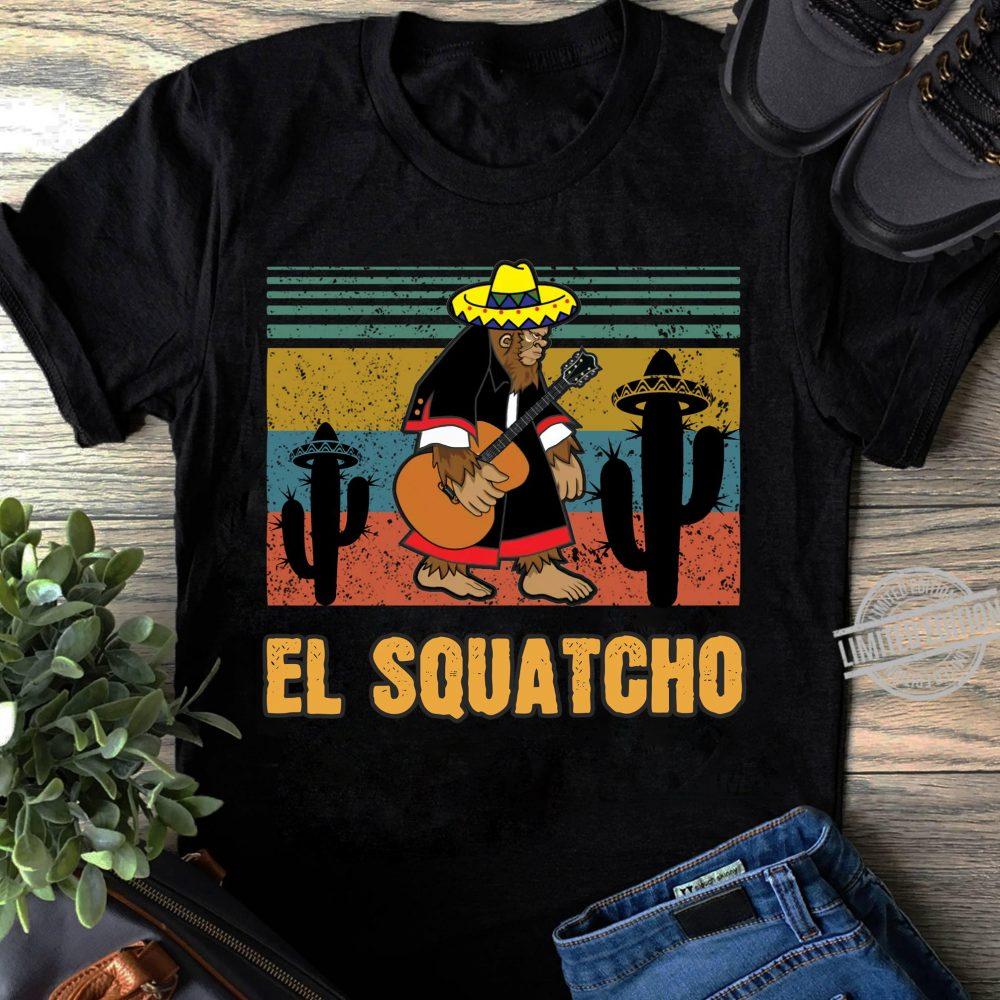 El Squatcho Vintage Shirt