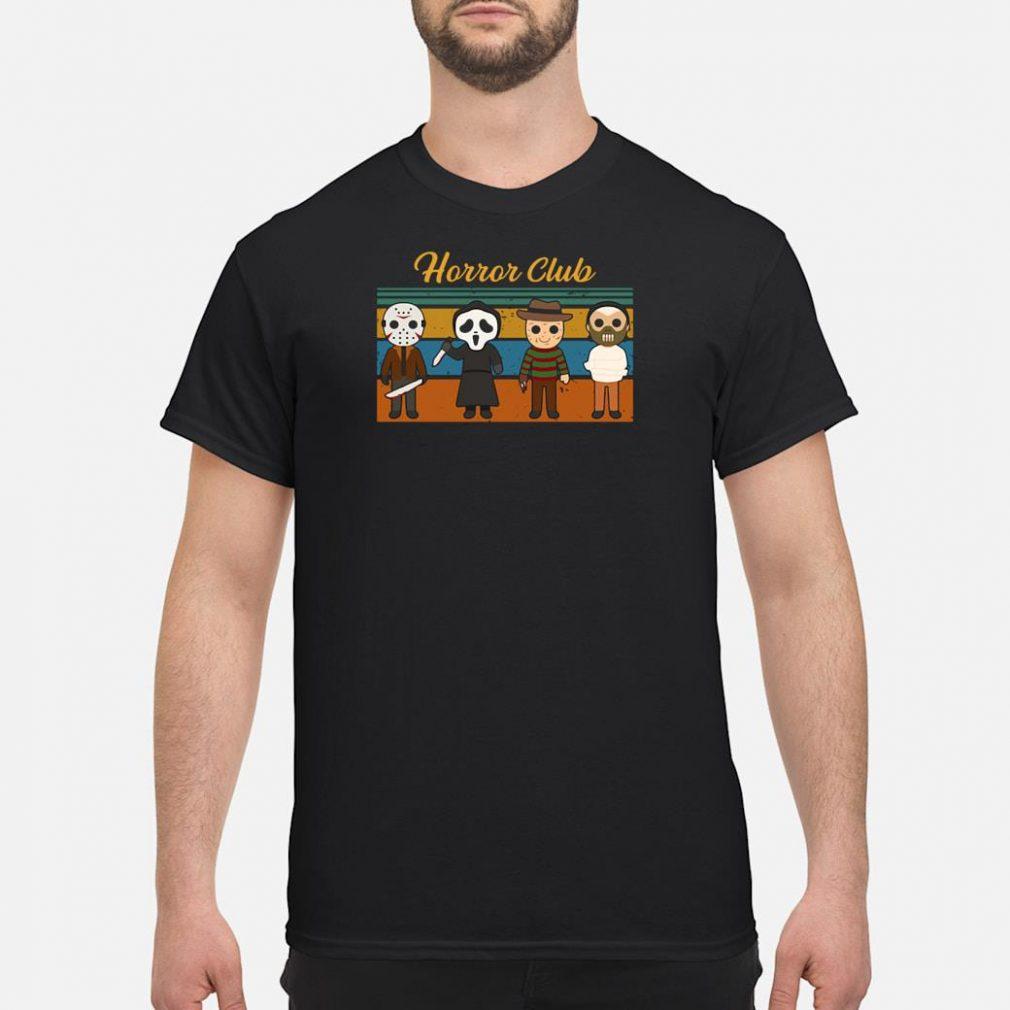 Horror Club shirt