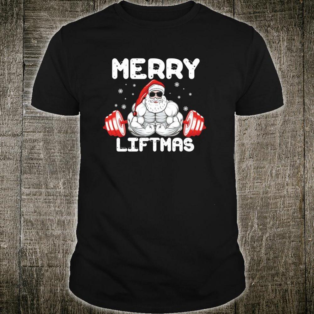 Merry Liftmas Shirt