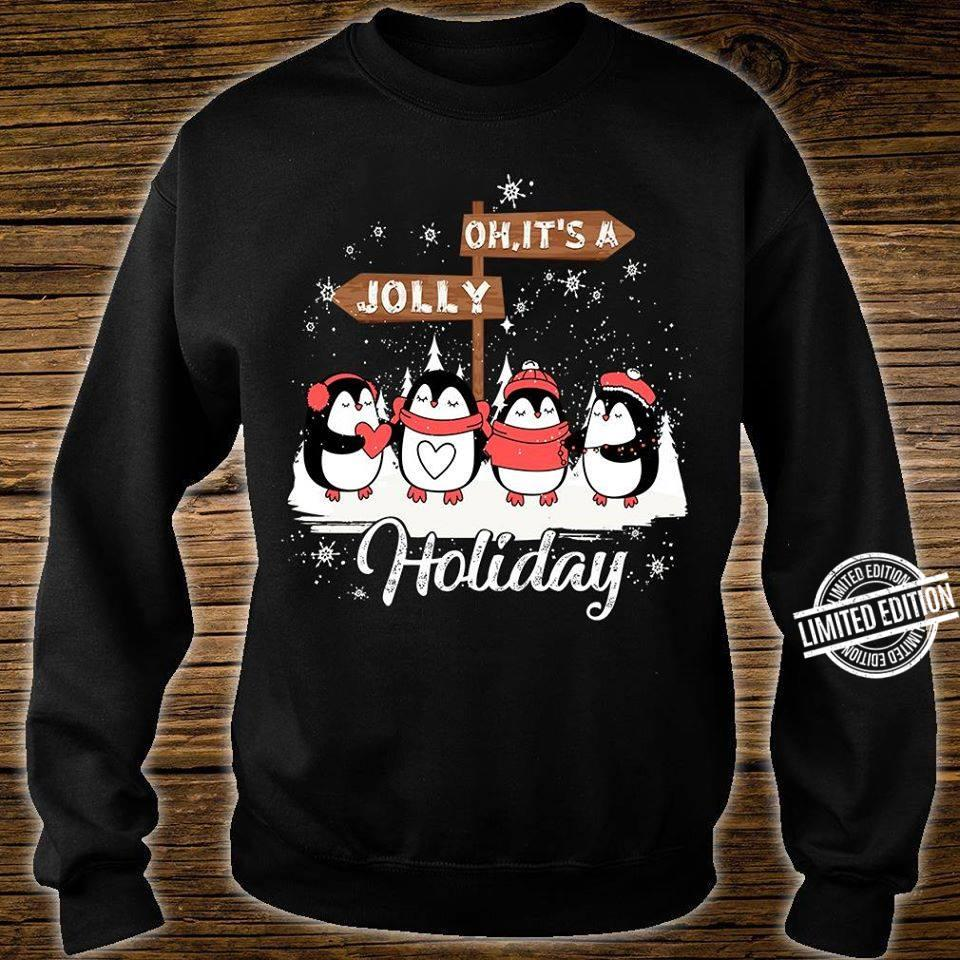 Oh It's A Jolly Holiday Shirt