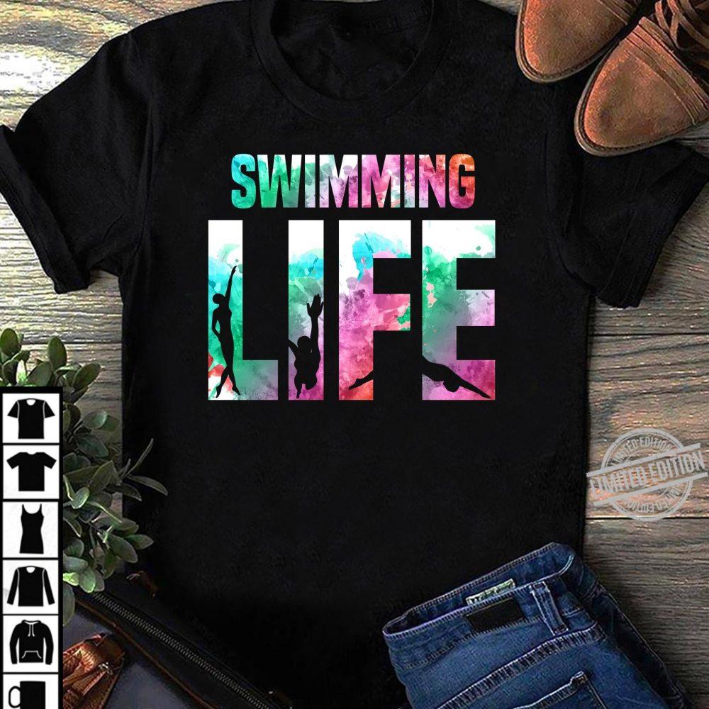 Swimming life Shirt
