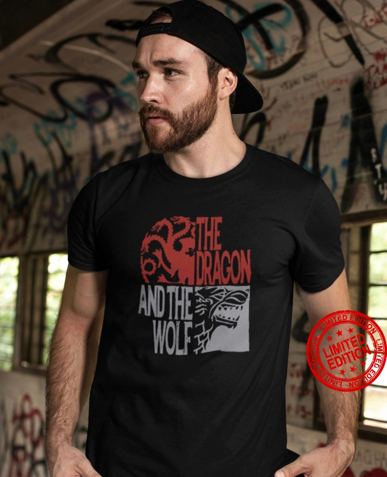 The Dragon And The Wolf Shirt