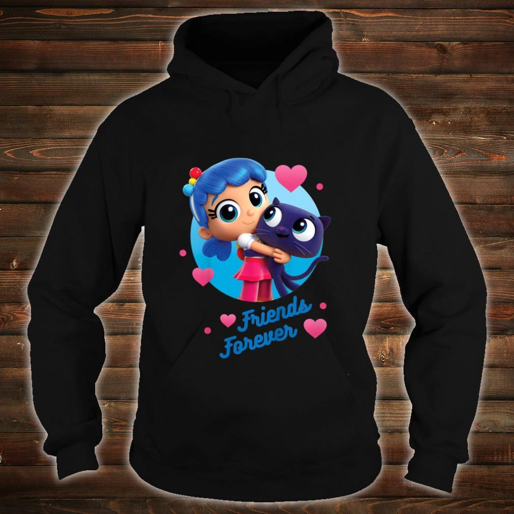 Youth True and the Rainbow Kingdom Shirt hoodie