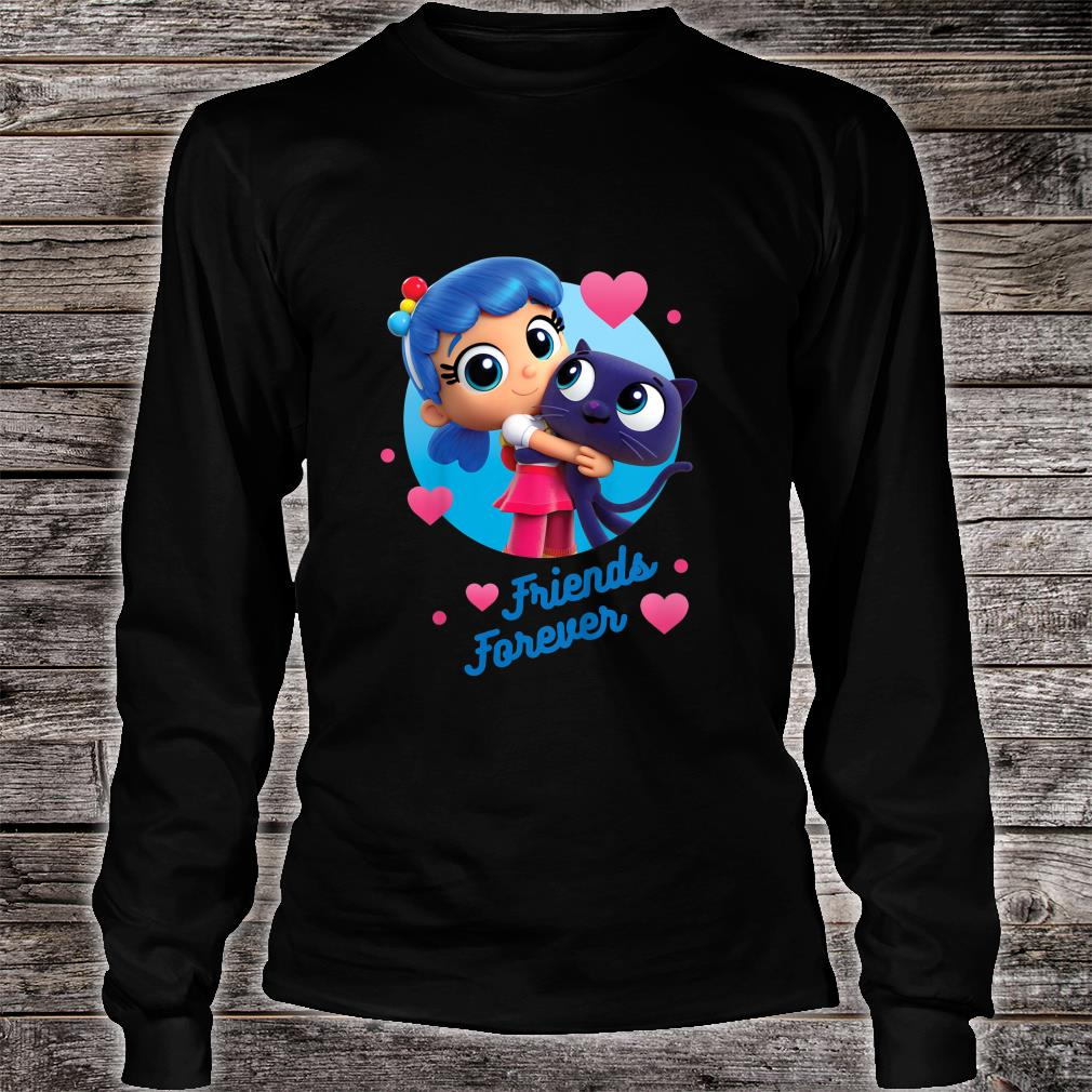 Youth True and the Rainbow Kingdom Shirt long sleeved